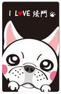 【悠遊卡貼紙】法鬥大頭照 # 悠遊卡/e卡通/感應卡/門禁卡/識別證/icash/會員卡/多用途卡片型貼紙
