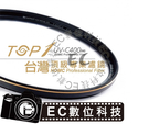 【EC數位】SUNPOWER TOP1 UV-C400 Filter 46mm 保護鏡 薄框、抗污、防刮