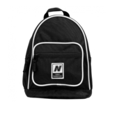 NEW BALANCE 全黑 小Logo 素面 書包 後背包 (布魯克林) LAB93007BK