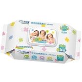 拭拭樂 嬰兒抗菌柔濕巾(80抽)【小三美日】