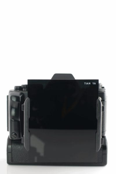 又敗家@Tianya天涯80全色黑ND16減光鏡相容法國Cokin高堅P系列ND16減光濾鏡ND減光鏡ND濾鏡方形濾鏡色片
