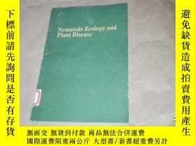 二手書博民逛書店(英文版)Nematode罕見Ecology and Plant