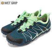 Merrell 戶外鞋 Tetrex 綠 藍 越野 慢跑 透氣 運動鞋 女鞋【PUMP306】 ML18482