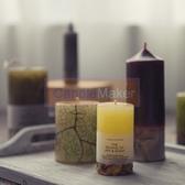 蠟燭材料包DIY 裂紋蠟燭寶石蠟原材料無斑無氣泡日本進口石蠟新品上市熱銷-快速出貨