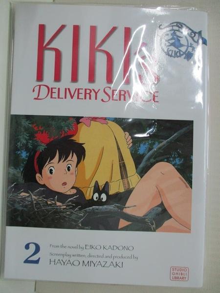 【書寶二手書T1/少年童書_C8I】Kiki's Delivery Service 2_Miyazaki, Hayao