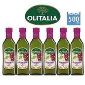 Olitalia葡萄籽油500mlx6瓶