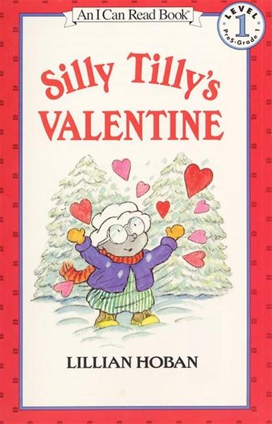 (二手書)An I Can Read Book Level 1: Silly Tilly's Valentine