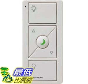 [7美國直購] 遙控調光開關 Lutron PJN-3BRL-GWH-L01 Pico 5 Button Remote Control Dimmer Switch