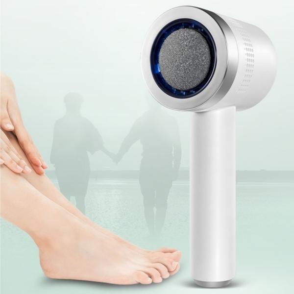 吸塵電動磨腳皮器 自動磨腳/吸屑 磨腳器 修足機(USB充電)
