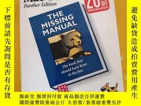 二手書博民逛書店Mac罕見OS X THE MISSING MANUALY227