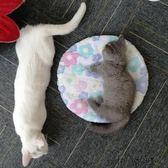 寵物用品可愛風棉墊小花墊子