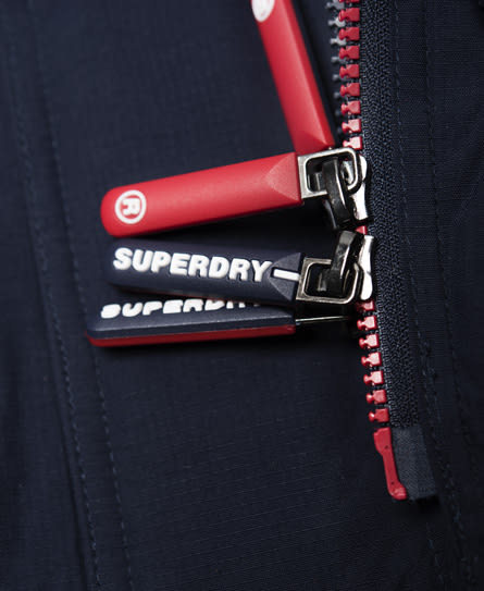 美國代購 Superdry 極度乾燥 Hooded Arctic Windcheater 連帽風衣外套 (XS~3XL)
