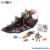 玩具反斗城 True Hero 鐵甲英雄海豹部隊快艇