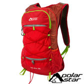 【PolarStar】休閒背包25L 露營.戶外.旅遊.自助旅行.多隔間.登山背包.後背包.肩背包- P17803『紅』