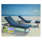 [COSCO代購] W122854 戶外躺椅2件組 米/藍兩色可選擇