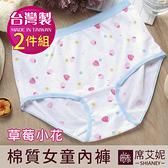 兒童女內褲 (2枚入) 台灣製MIT no. 8001-席艾妮shianey