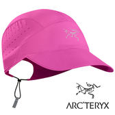 Arc'teryx 始祖鳥 Incendo Hat 輕薄 透氣棒球帽『紫玫瑰』15561