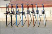 釣竿  海竿套裝魚竿拋投桿海釣竿甩竿套裝超硬釣魚路亞竿遠投桿漁具組合Igo   coco衣巷