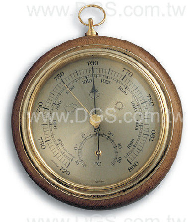 《TFA》大氣壓力計Aneroid Barometer