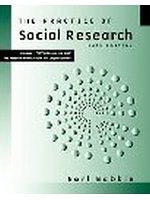 二手書《THE PRACTICE OF SOCIAL RESEARCH (WITH CD-ROM & FREE ONLINE LIBRARY) 10/E 2004》 R2Y ISBN:0534620280