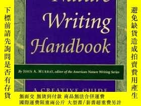 二手書博民逛書店The罕見Sierra Club Nature Writing Handbook: A Creative Guid