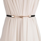 細腰帶時尚韓版裝飾皮帶女款