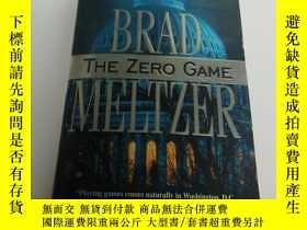 二手書博民逛書店BRAD罕見THE ZERO GAME MELTZERY2128