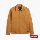 Levis 男款 美式工作夾克 / 金銅