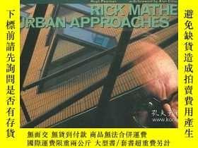 二手書博民逛書店Rick罕見Mather Blueprint: Urban Ap