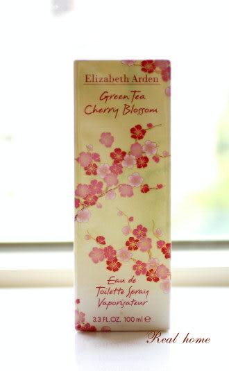 *禎的家* Elizabeth Arden伊麗莎白雅頓*綠茶櫻花香水 ~夏日限量香氛~
