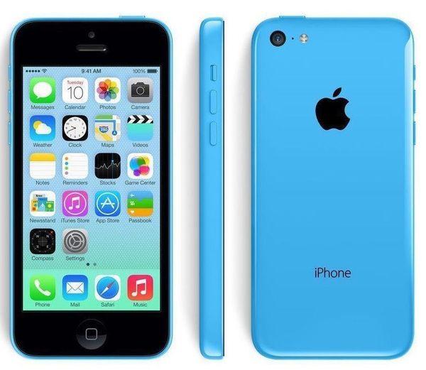 原廠盒裝 Apple Iphone5c 16G 蘋果5c 送雷族快充線 福利機 新古機 展示機 有現貨 門市iphone 5c