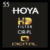 【聖影數位】HOYA HD MC CIR-PL 55mm 超高硬度廣角薄框多層鍍膜環型偏光鏡