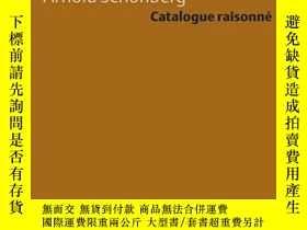 二手書博民逛書店Arnold罕見Schönberg: Catalogue Rai