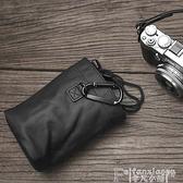 相機皮套MrStone相機收納包微單皮套內膽包相機包保護套真皮牛皮圓筒包LX 非凡小鋪 新品