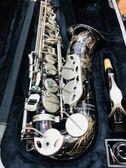 凱傑樂器 KJ VI NING ALTO 管身黑鎳 沙銀鍵 刻花 中音 薩克斯風 台灣製