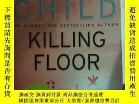 二手書博民逛書店LEE罕見CHILD KILLING FLOORY32667