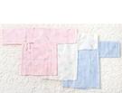 愛普力卡 Aprica 幸福印花紗布肚衣(10502) (藍/粉可挑) 150元