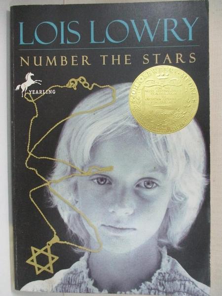 【書寶二手書T1/原文小說_HU5】Number the Stars_Lowry