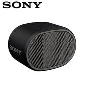 【公司貨-非平輸】SONY 可攜式無線藍牙喇叭 SRS-XB01-B 黑