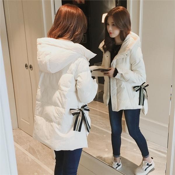 羽絨棉服 羽絨棉衣棉服女2021年新款冬季韓版寬鬆短款小個子面包服棉襖外套 歐歐