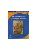 二手書Introduction to Academic Writing, Third Edition (The Longman Academic Writing Series, Level 3) R2Y 0131933957