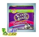 [COSCO代購 ] W506958 Scoop Away 超凝結貓砂 19公斤
