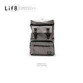 Life8- Casual Outer系列 磁釦式緩衝後墊背包 【06510】