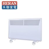 【HERAN禾聯】4-6坪 對流式電暖器《HCH-120L1》IP24防潑水等級 可壁掛/直立使用