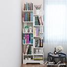 簡約現代落地書架客廳小型家用學生多層置物架兒童簡易經濟型書柜 蘇菲小店