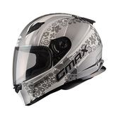 [東門城] SOL GMAX FF-49 凡爾賽 消光白銀 全罩式安全帽 輕量設計 防水設計 通風佳