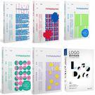 《Typography 字誌 5 書》+《LOGO設計的技術》