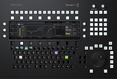 【聖影數位】Blackmagic Design Fairlight Console Audio Editor 控制台音頻編輯器 公司貨