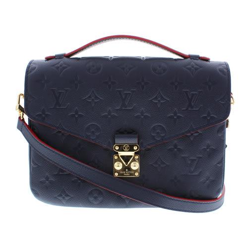 茱麗葉精品 全新精品 Louis Vuitton LV M44071 Pochette Métis 經典花紋皮革壓紋手提兩用包(預購)