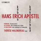 【停看聽音響唱片】【SACD】漢斯.艾利克.厄波斯特:鋼琴作品集 希里斯梅拉古 鋼琴